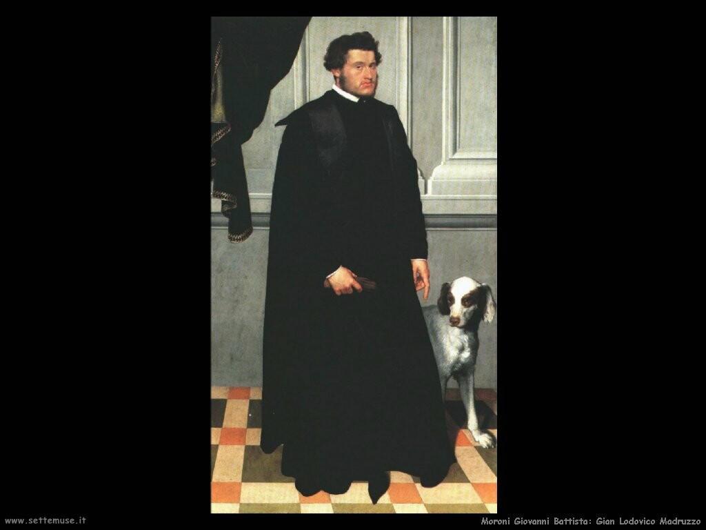 moroni giovanni battista Gian Lodovico Madruzzo