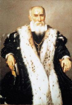 Ritratto di Giovanni Battista Moroni
