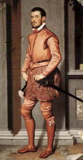 Dipinto di Giovanni Battista Moroni
