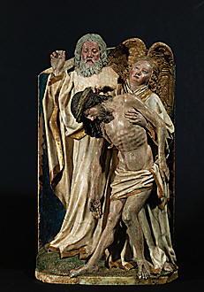 Statua di Multscher Hans