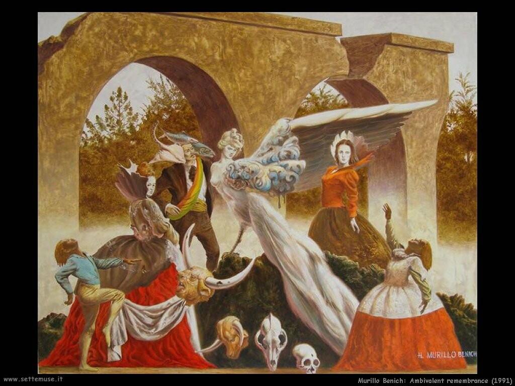 hugo murillo benich Rimembranze ambivalenti (1991)