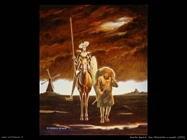 hugo murillo benich Don Chisciotte a cavallo (1991)