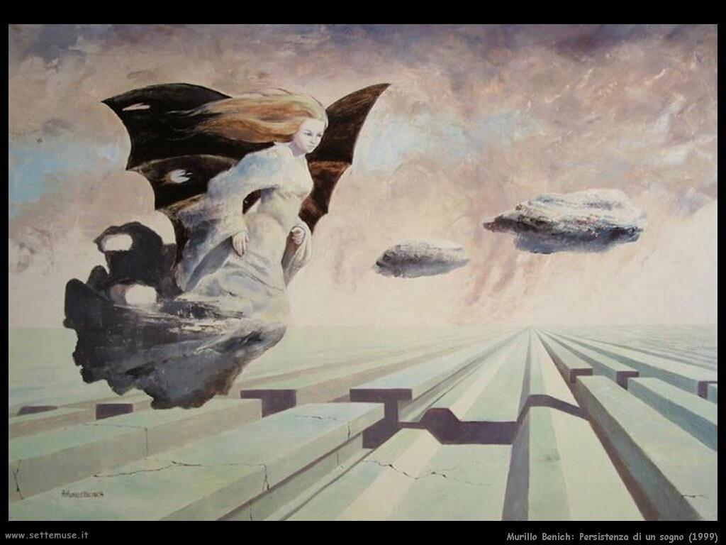 hugo murillo benich Persistenza di un sogno (1999)