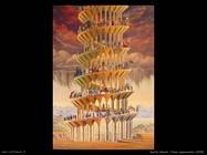 hugo murillo benich La torre esponenziale (1985)