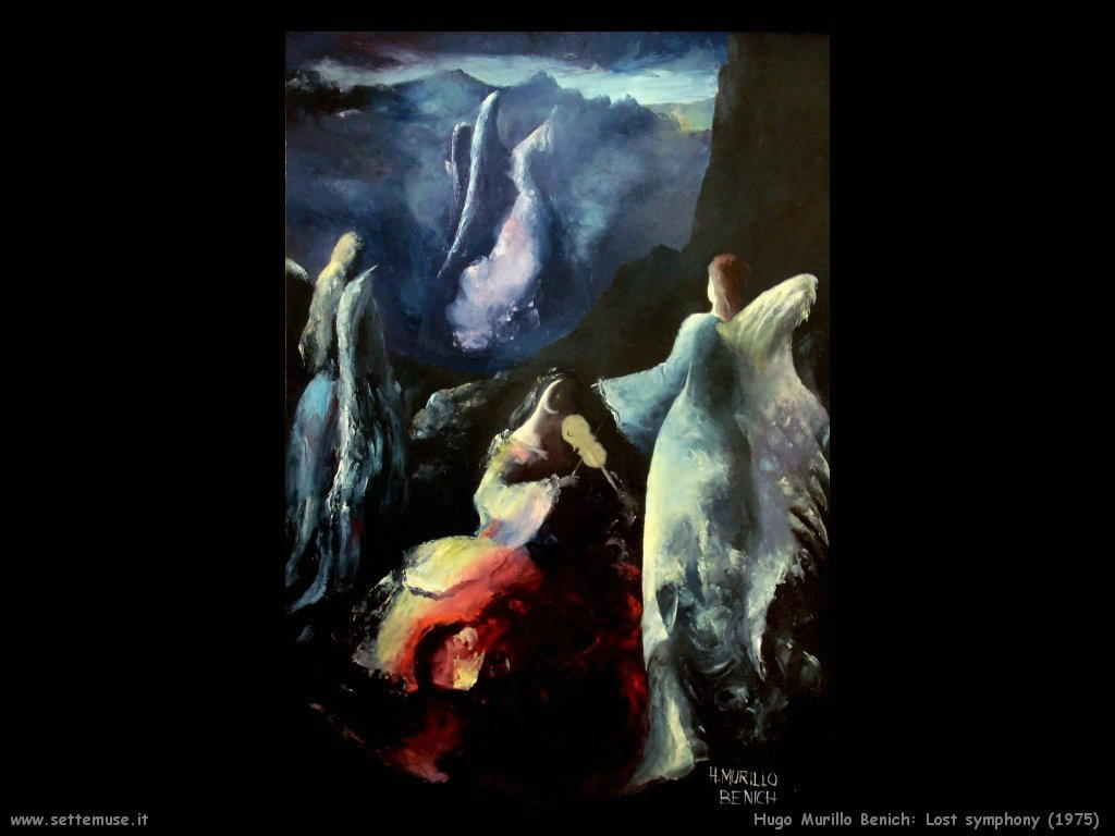 hugo murillo benich lost symphony (1975)