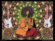 jorge myztico campo  Hendrix meditativo