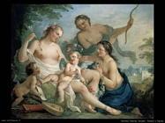 natoire charles joseph  Venere e Cupido
