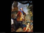 natoire charles joseph  Luigi di Francia, delfino (1747)