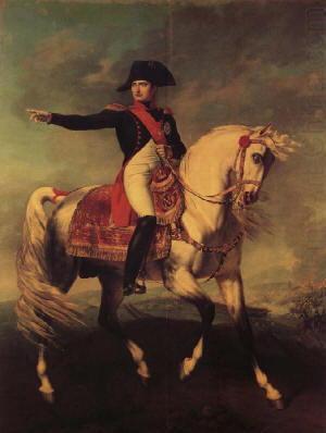 Napoleone di Natoire Charles Joseph