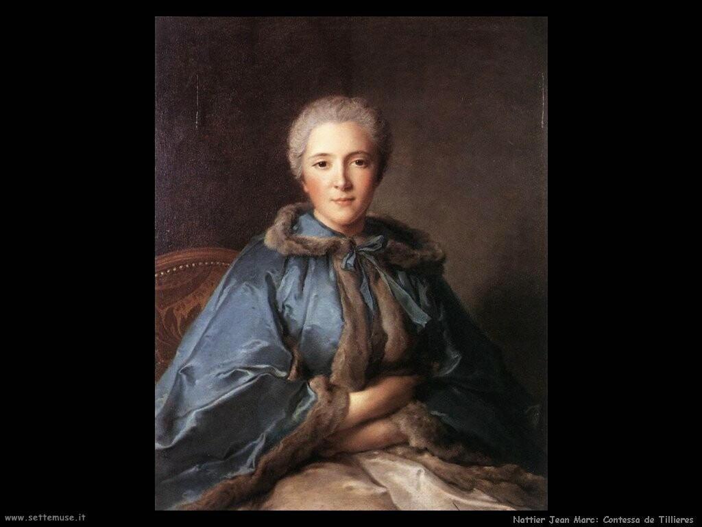 nattier jean marc Contessa de Tillieres