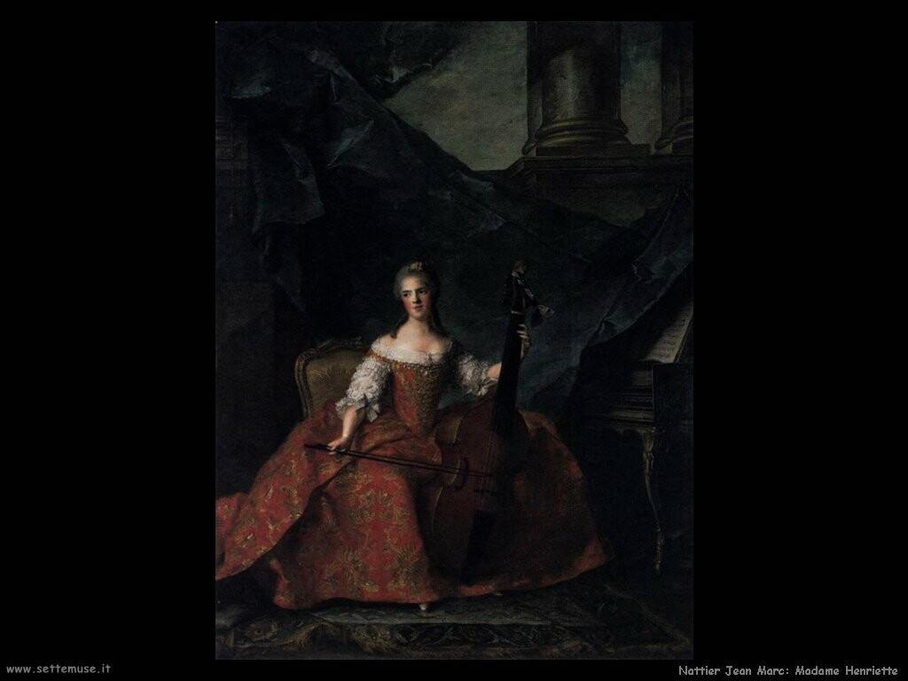 nattier jean marc Madame Henriette