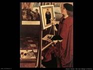 manuel niklaus San Luca disegna la Madonna