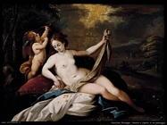 nuvolone giuseppe  Venere e Cupido in un paesaggio