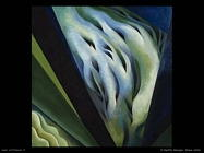 o_keeffe_georgia Verde Bianco