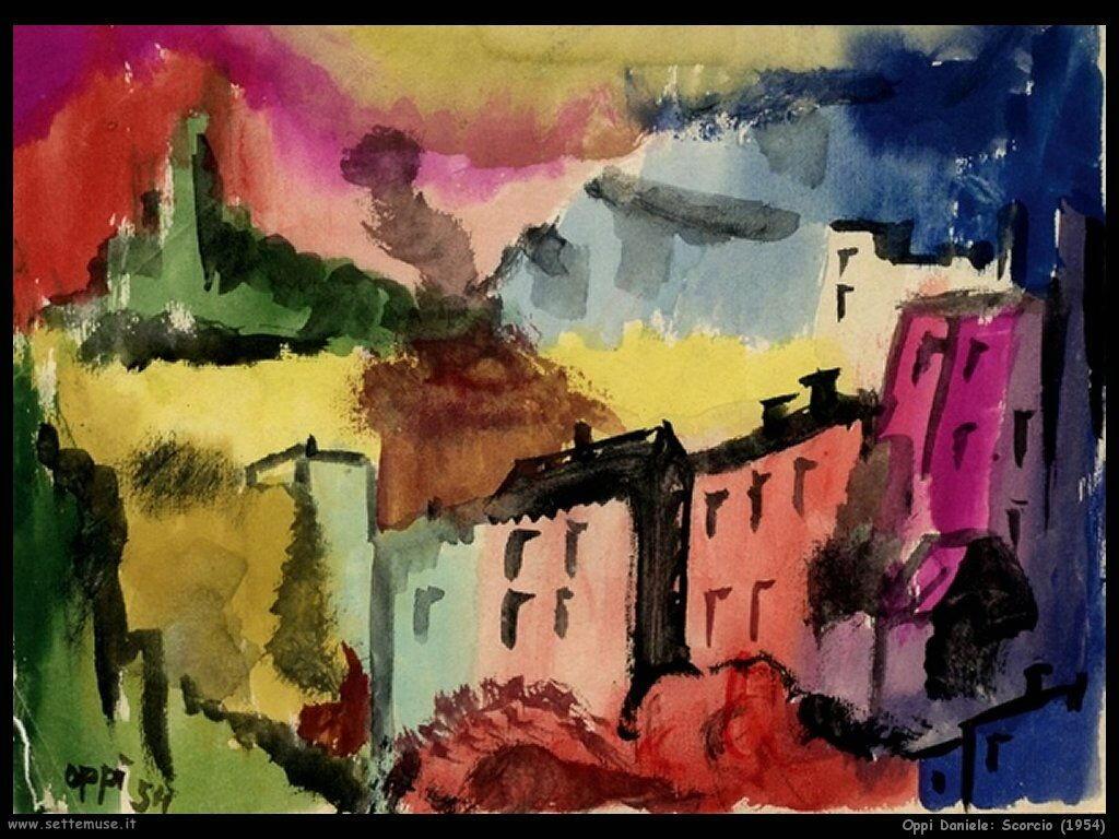 Oppi Daniele Scorcio 1954