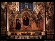 orcagna  Pala d'altare Strozzi