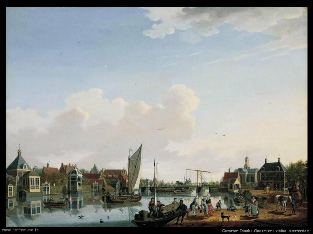 ouwater isaak Ouderkerk vicino Amsterdam