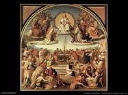 overbeck friederich Trionfo della religione nelle arti