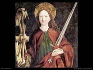 pacher michael   Santa Caterina