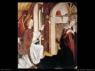 pacher michael  Annunciazione