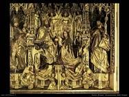 pacher michael Incoronazione della Vergine