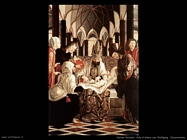 pacher michael  San Wolfgang pala d'altare circoncisione