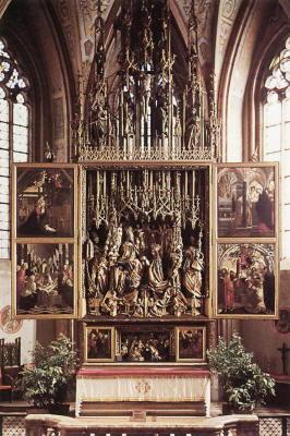 Altare di Michael Pacher