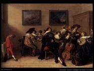 palamedesz anthonie Compagnia pranzante e musicante