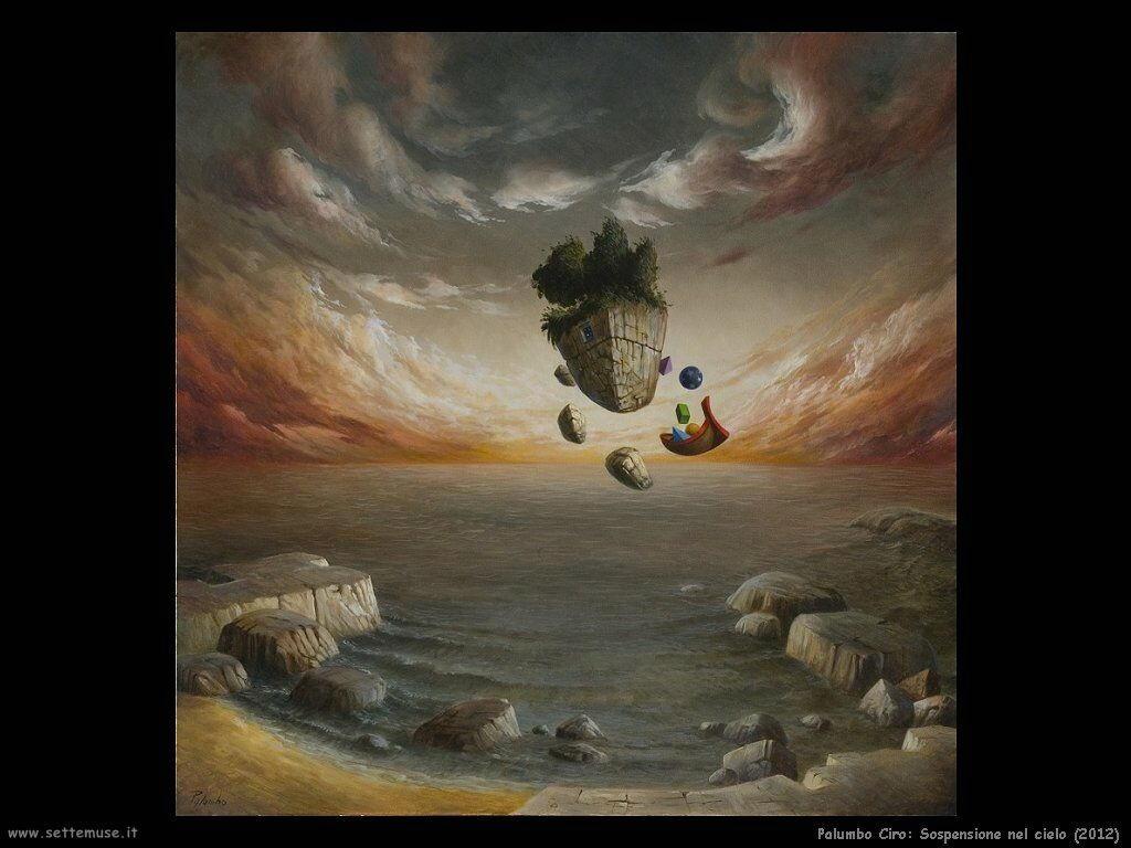 Palumbo Ciro Sospensione nel cielo (2012)