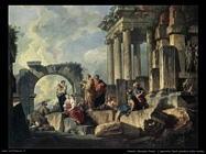 pannini giovanni paolo Apostolo Paolo predicante nelle rovine