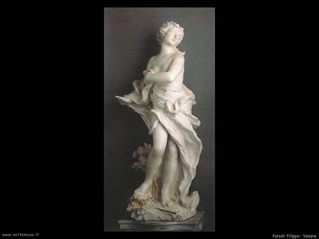 parodi filippo Venere