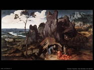 patenier joachim San Girolamo nel deserto