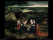 patenier joachim La tentazione di sant'Antonio