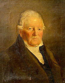 Ritratto di Perroneau Jean Baptiste