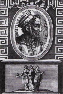 Ritratto di Peruzzi Baldassarre