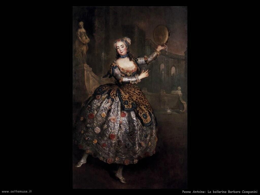 pesne antoine La danzatrice Barbara Campanini