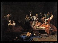 peyron jean francois pierre La morte di Socrate