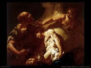 piazzetta giovanni battista  Il sacrificio di Isacco
