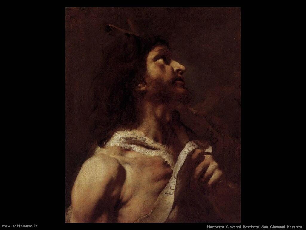 piazzetta giovanni battista   San Giovanni battista