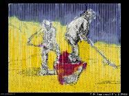Polke Sigmar Surrogato di Van Gogh (2007)