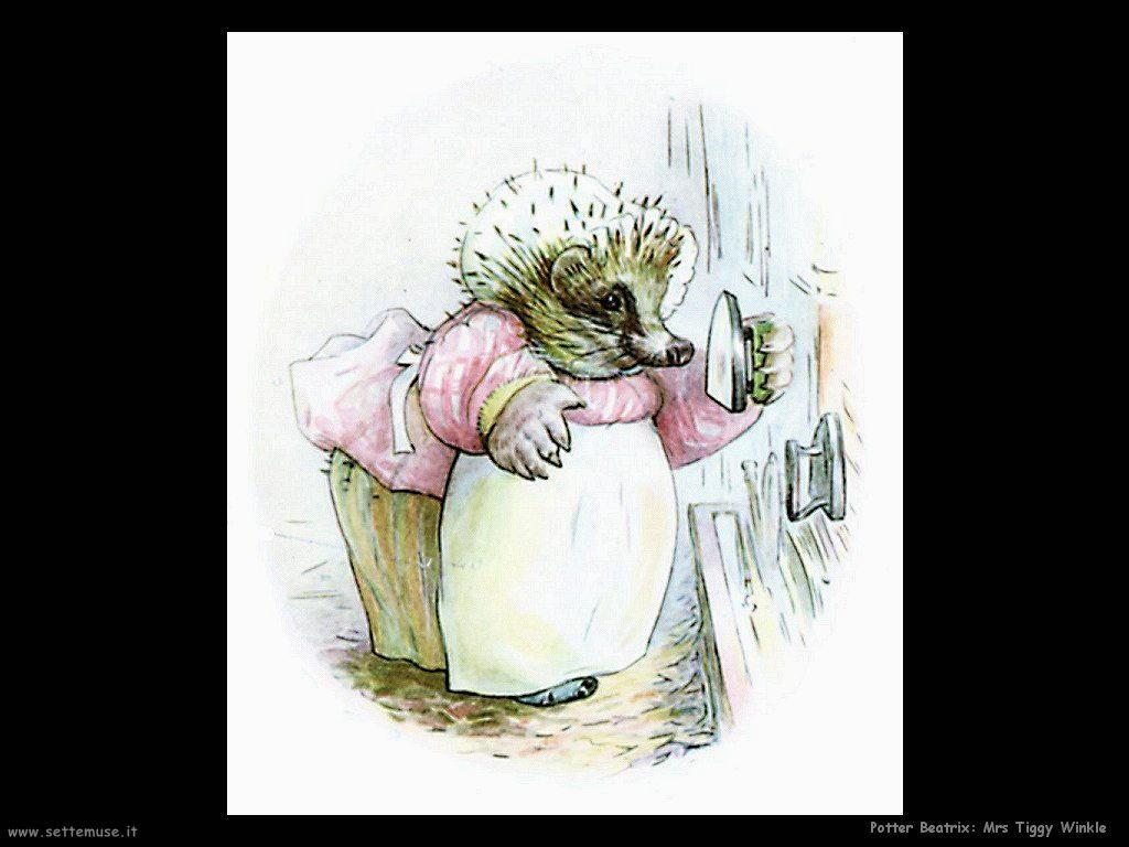 Potter Beatrix Mrs Tiggy Winkle