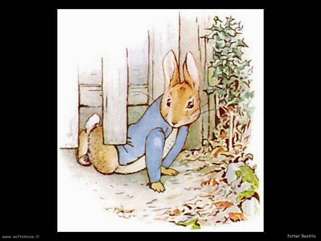 Potter Beatrix Peter Rabbit