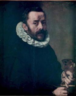Autoritratto di Poubus il giovane