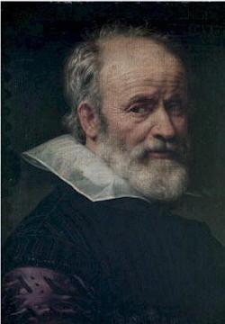 Pittura di Poubus il giovane