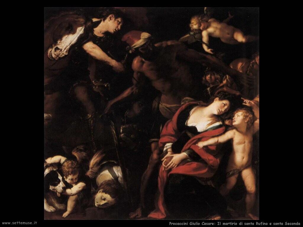 procaccini_giulio_cesare_Martirio di santa Rufina e santa Seconda