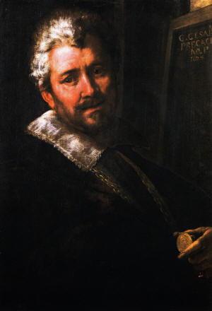 Autoritratto di Procaccini Giulio Cesare