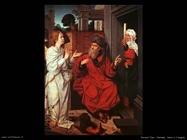provost jan Abramo Sara e l'angelo