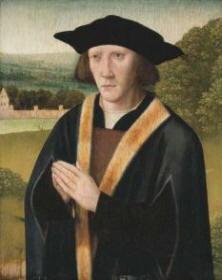 Ritratto di Jan Provost