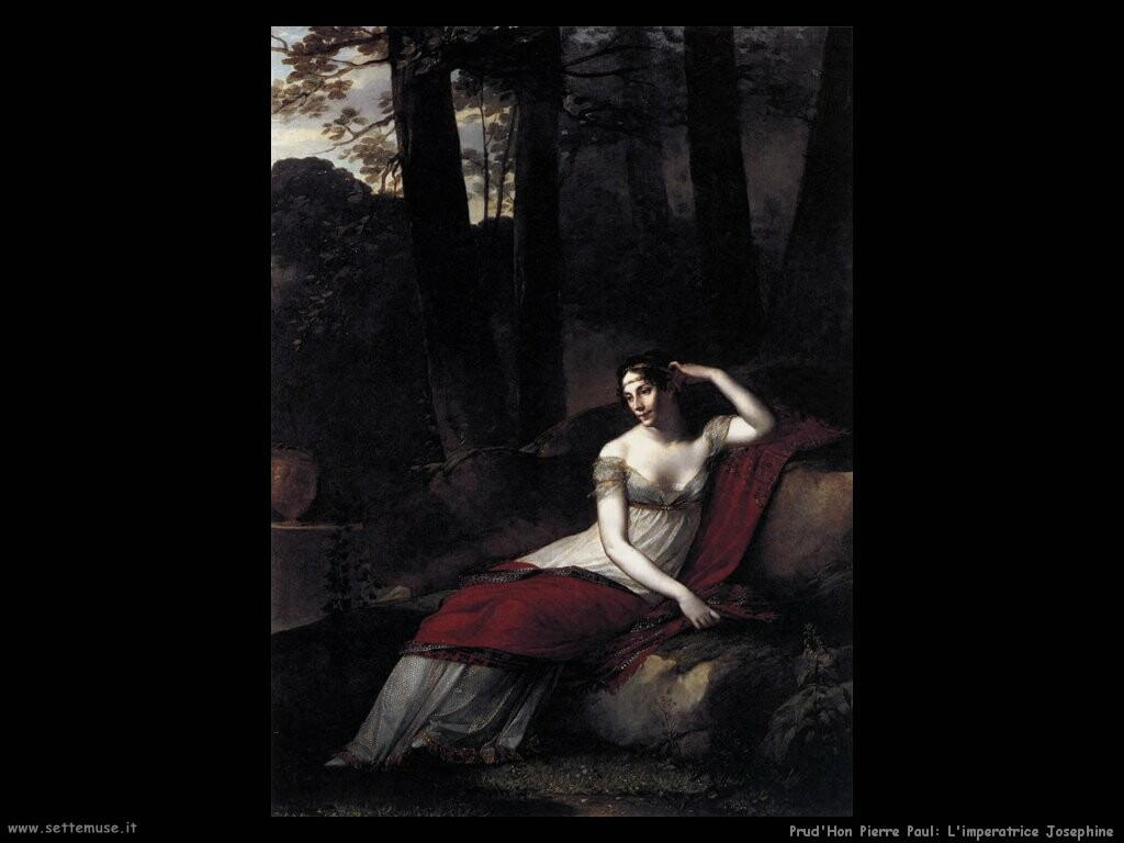 prud_hon_pierre_paul L'imperatrice Josephine