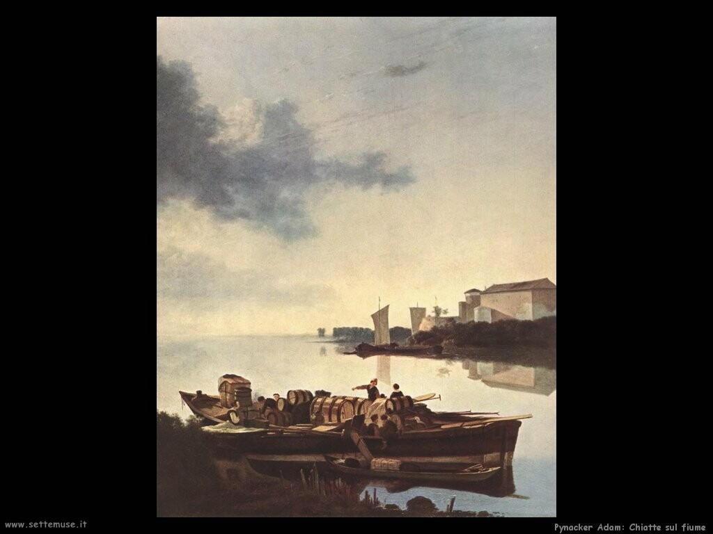 pynacker_adam Barche sul fiume
